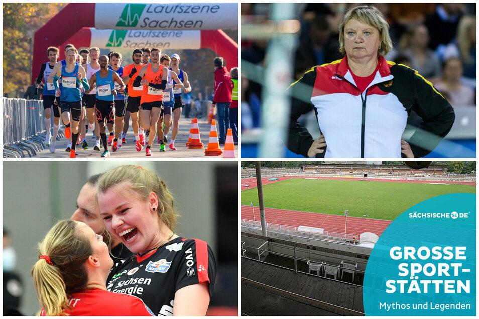 Im Dienstag im sportlichen Fokus: ein Rennen für Eliteläufer in Chemnitz, Reaktionen im Fall Frehse sowie die DSC-Volleyballerinnen. Und als Lesetipp: unsere neue Sportstätten-Serie.