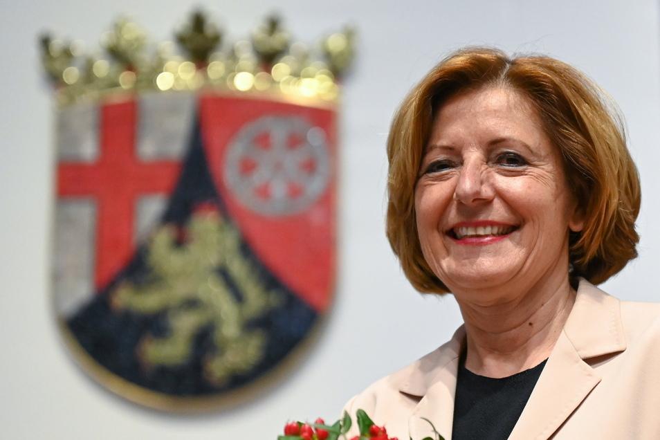 Malu Dreyer, Ministerpräsidentin von Rheinland-Pfalz.