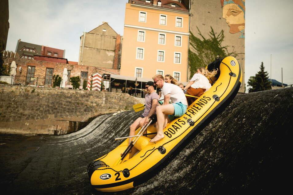 Boats & Friends gehen in Görlitz mit ordentlich Rückenwind an den Start. 2021 soll es noch mehr Angebote geben.