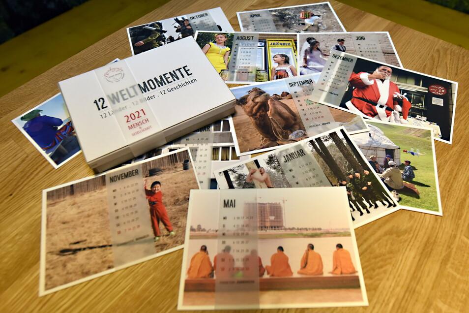 Schöne, rührende, spannende Geschichten aus aller Welt hat die Weltenbummlerin Nicole Herzog zusammengetragen und facht damit das Reisefieber an.