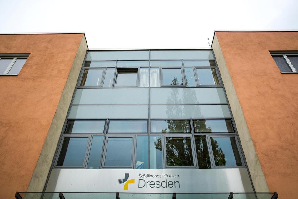 Die Neurologie und die Neuroradiologie ziehen vom Krankenhaus Dresden-Neustadt ins Friedrichstädter Krankenhaus.