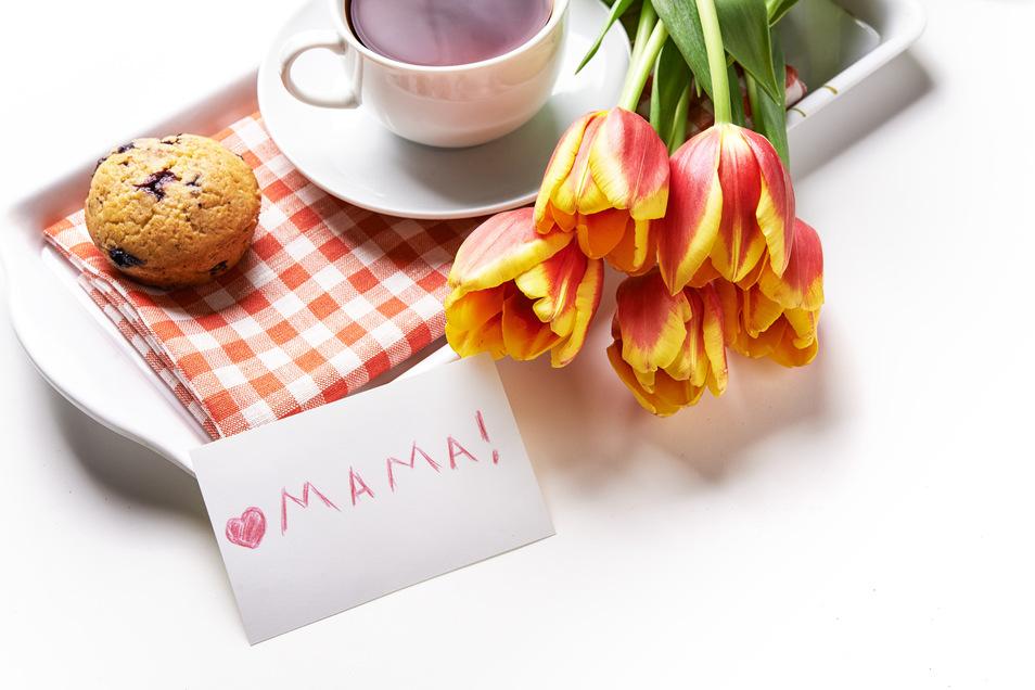 Die Überraschung zum Frauentag kommt diesmal aus der Küche des Döbelner Bürgergartens!