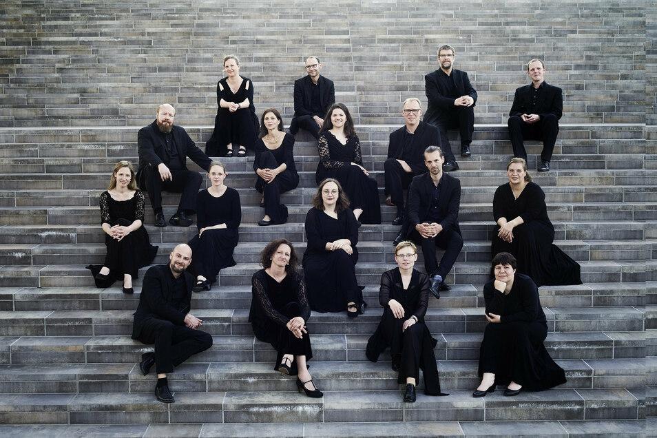 """Das Label Carus und der Dirigent Hans-Christoph Rademann mit seinem Dresdner Kammerchor (Foto) wurden für die """"Editorische Leistung des Jahres"""" ausgezeichnet."""