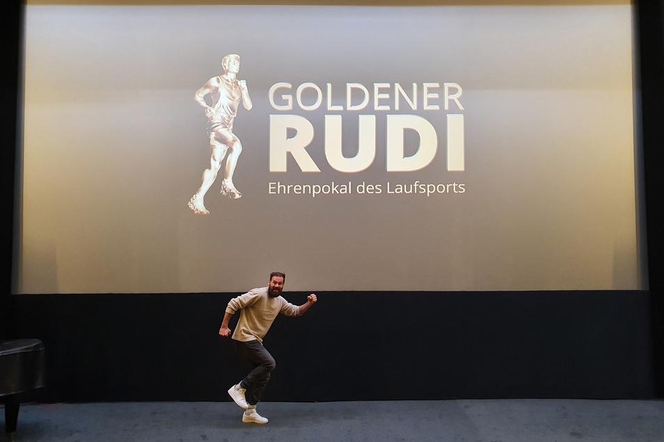 Die Umstellung vom Sportler zum Trainer ist Michael Rösch nicht so reibungslos gelungen wie erhofft. Auch davon hat er am Freitag beim Ehrenpokalabend in der Dresdner Schauburg erzählt. Viel gelacht wurde natürlich auch.
