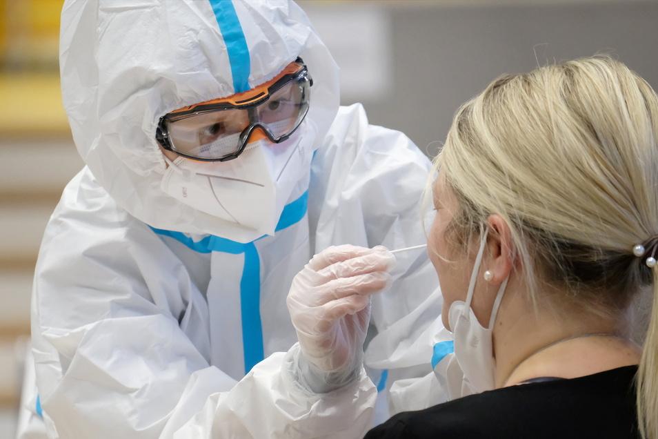In Klipphausen können Bürger ab Donnerstag ein Antigen-Schnelltest machen lassen.