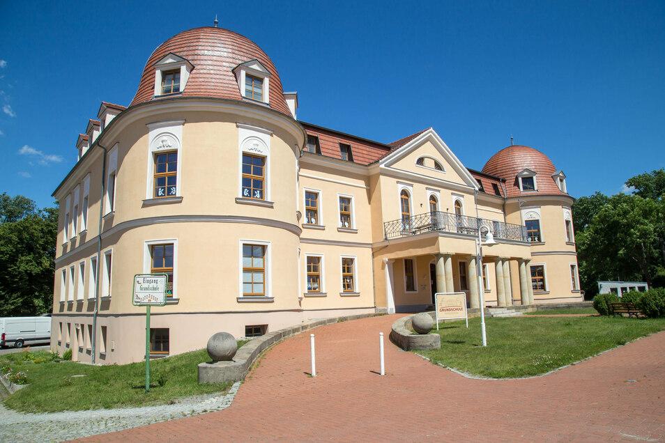 Schloss Gebelzig.