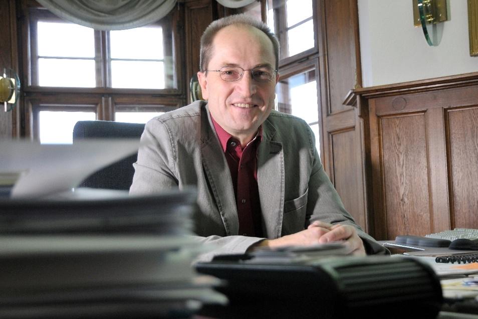 Wir brauchen diese Schule in Raußlitz –  Bürgermeister Uwe Anke.