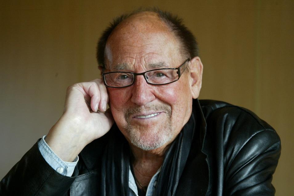 Herbert Köfer bei einem Interview im Jahr 2008.