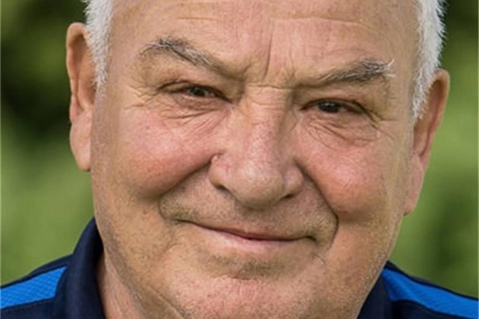 Erich Scherbarth (80), Mannschaftsleiter, Deutschland