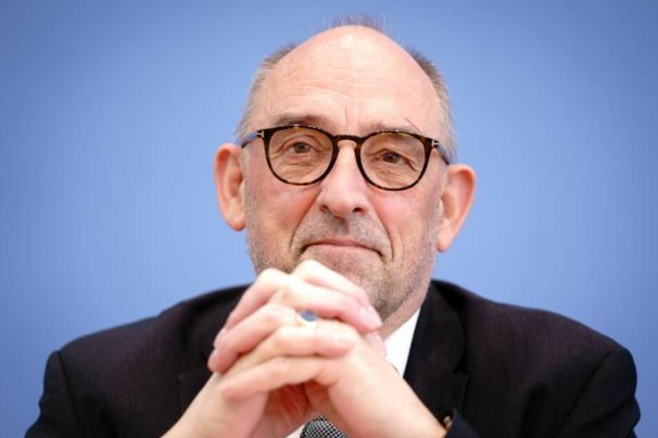 Detlef Scheele, Vorsitzender der Bundesagentur für Arbeit.
