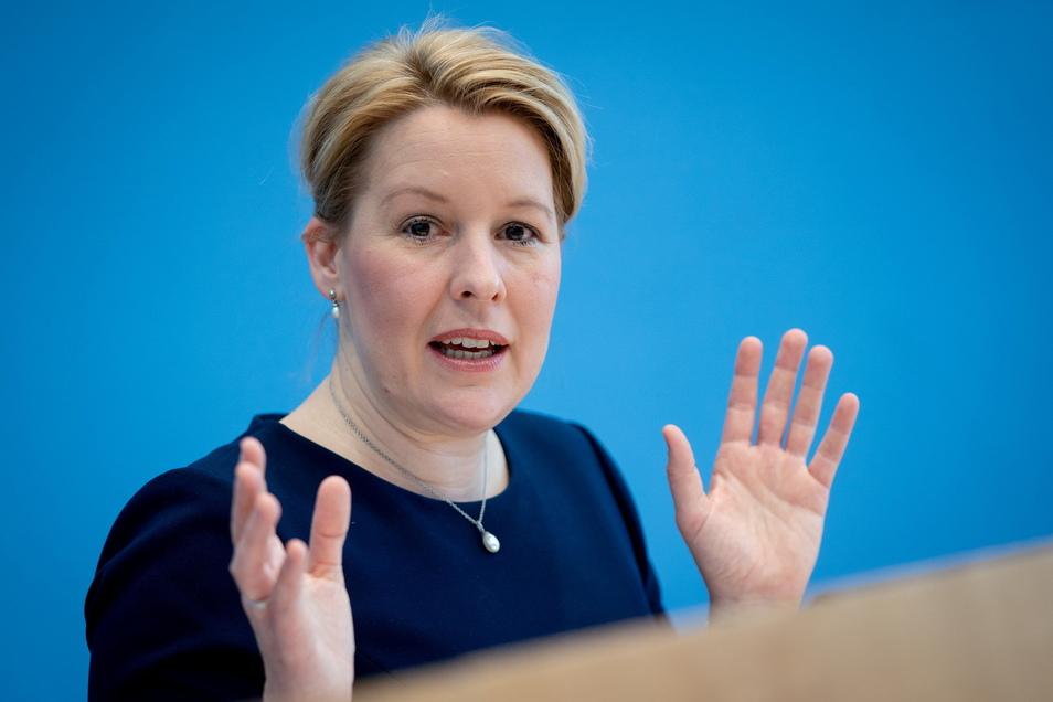 Franziska Giffey (SPD) verliert ihren Doktortitel.