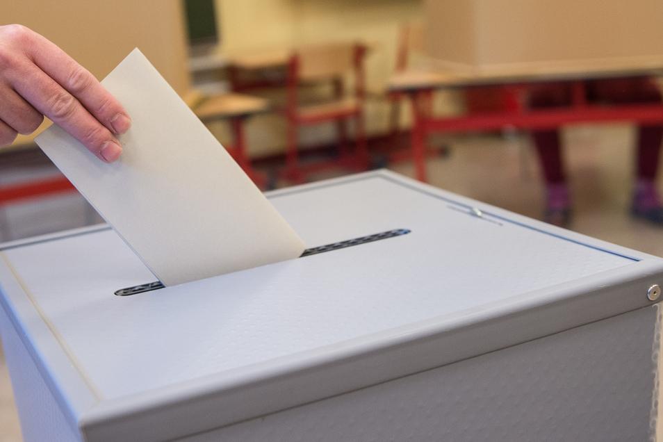 Zwei Wochen vor der Gemeinderatswahl gibt es in Großpostwitz Streit darüber, wann die konstituierende Sitzung des neuen Gemeinderates stattfinden soll.