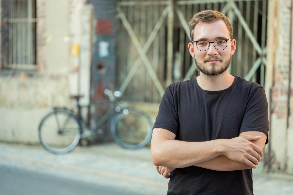 Lukas Rietzschel lebt in Görlitz und wird nächstes Jahr Stipendiat der Villa Aurora in Los Angeles sein.