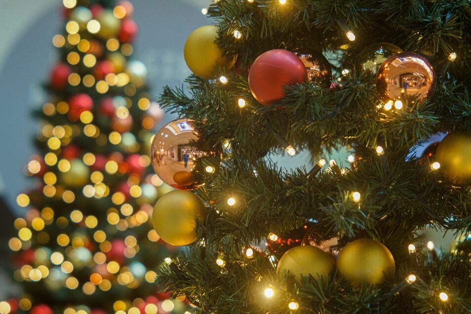 Geplant ist neben der Wichtelaktion auch, den Platz der Völkerfreundschaft weihnachtlich zu schmücken.
