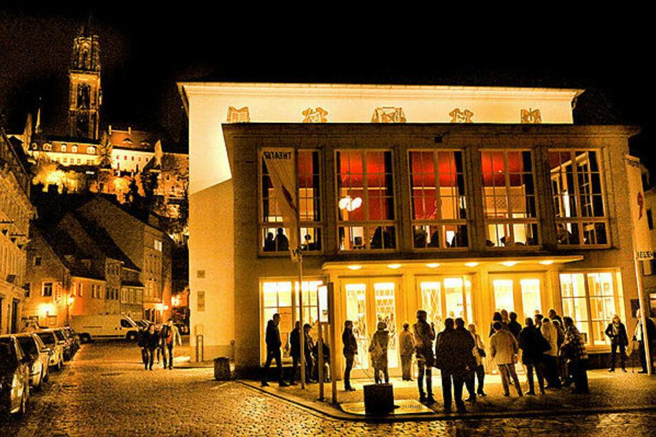 Das Theater in Meißen vermisst seine Besucherinnen und Besucher sehr und hofft auf ein baldiges Wiedersehen.