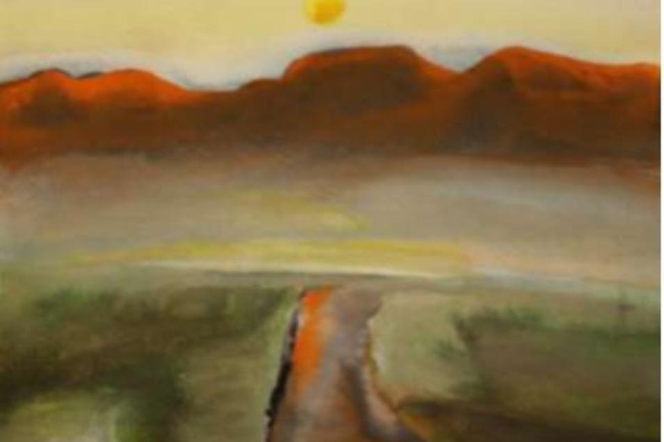 Die Sonne geht auf in den Bergen, der Nebel senkt sich - solche Momente hält Ursula Bankroth fest.