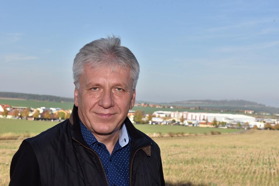 Hans-Jürgen Czwink stand keine zwei Jahre an der Spitze der Freien Wähler in Dippoldiswalde, ehe er jetzt überraschend abgewählt wurde.