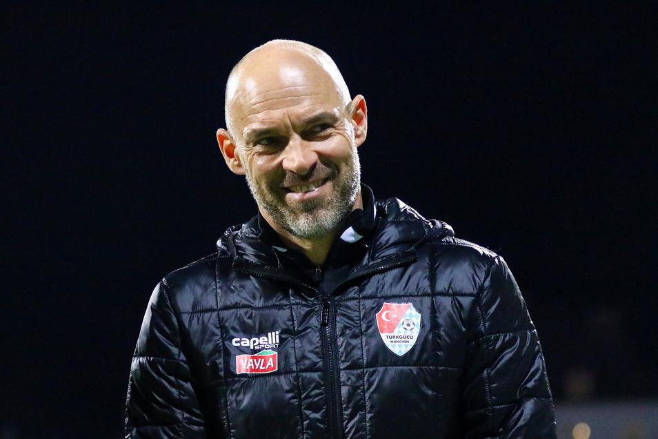 Alexander Schmidt war bis Februar Trainer bei Drittliga-Konkurrent Türkgücü München.