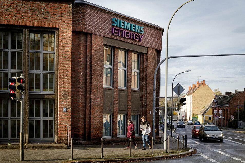 Das Görlitzer Turbinenwerk gehört jetzt zur Siemens Energy AG.
