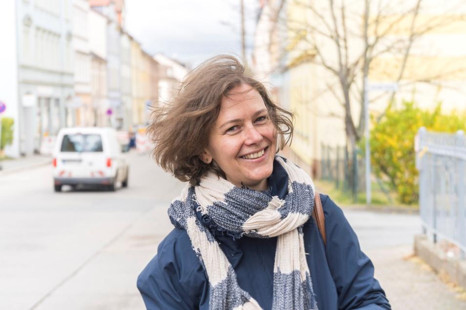 Anja Dietel tritt im Juli die neue Stelle als Innenstadtmanagerin an.