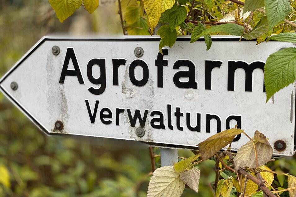 Bei der Agrofarm in Herwigsdorf passierte am Dienstag ein schrecklicher Unfall.