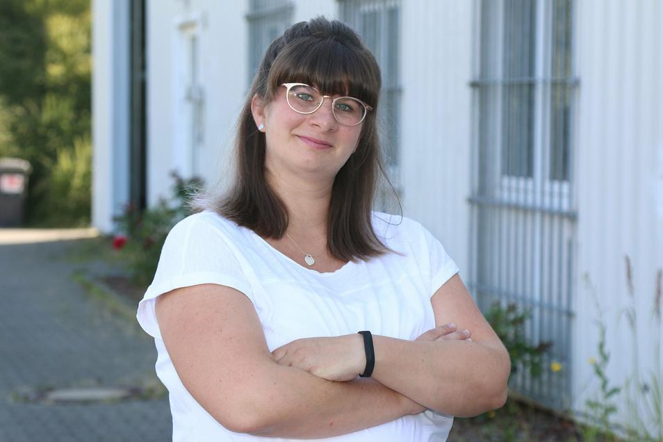 Franziska Dinor ist eine der beiden Kandidaten, die künftig im Kiebitzer Ortschaftsrat mitarbeiten. Sie erhielt zur Wahl am Wochenende 73 Stimmen.