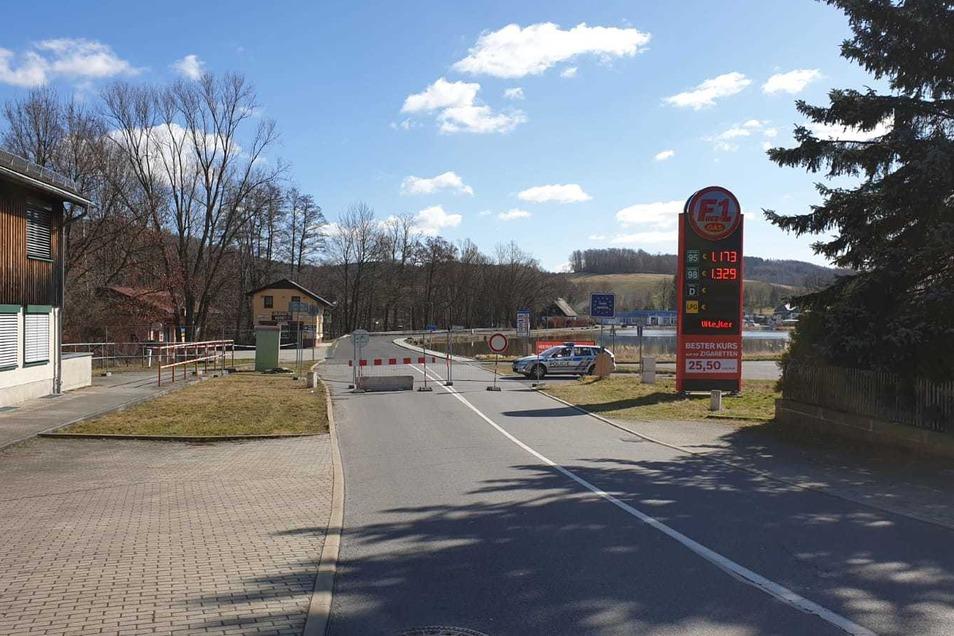 Zu: Grenzübergang Sohland/Rozany