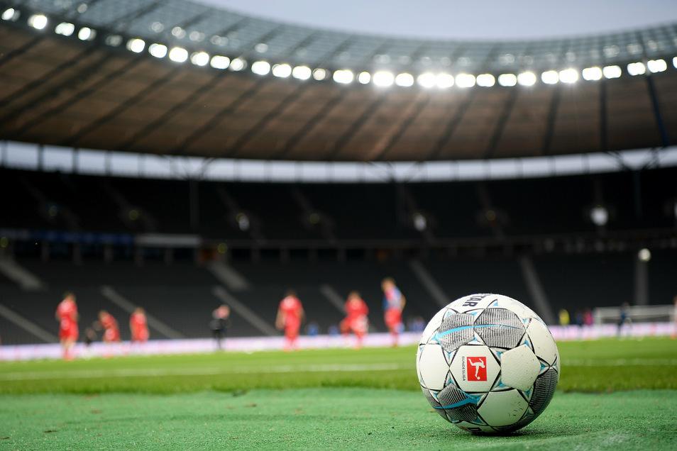 Die Bundesligaspiele sollen auch weiterhin ohne Zuschauer stattfinden.