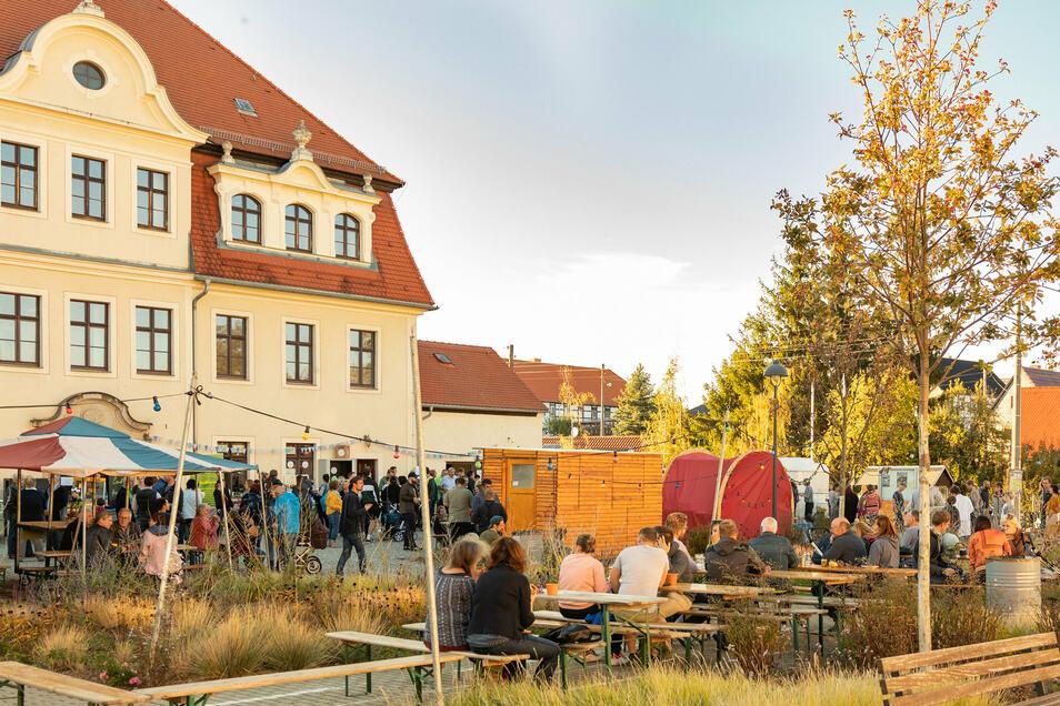 Der Markt der Möglichkeiten findet trotz Corona am Samstag im Nossener Ortsteil Raußlitz statt.