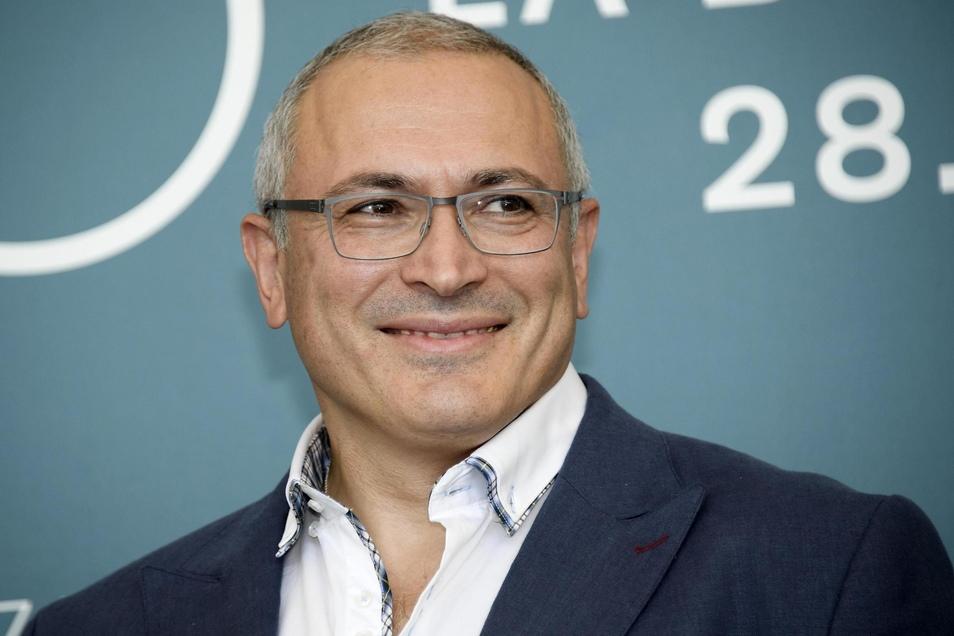 Der russische Oppositionelle Michail Chodorkowski, der ehemalige Eigentümer der Yukos Oil Company, saß zehn Jahre in russischer Haft.