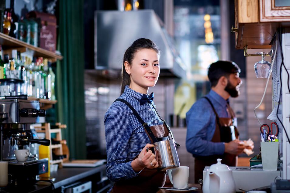 Gäste sollen kommen, gute Mitarbeiter aber auch. Wie sich Gastrobetriebe besser vermarkten können, wurde jetzt in Sachsen getestet.