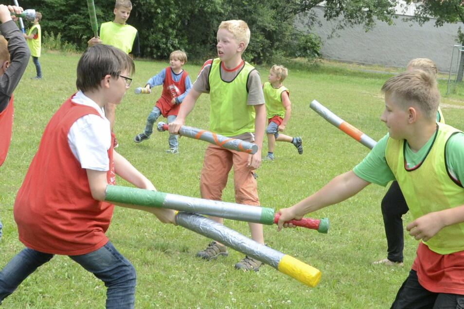 Auf dem Jugendpfarrhof in Skassa soll es im Sommer wieder drei Durchgänge Ritterlager geben.