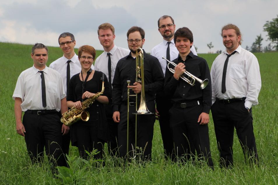 Die Partyband Crubbits aus Glashütte und Dippoldiswalde hat am Sonnabend ihren großen Auftritt in Schlottwitz.