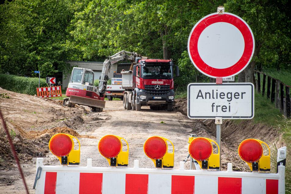 Ein Hinweis auf Kampfmittel auf der Baustelle in Forchheim entpuppte sich als Fehlalarm. Die Arbeiten liegen im Zeitplan.