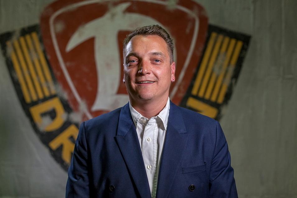 Michael Grafe macht Dynamos Aufsichtsrat wieder komplett.