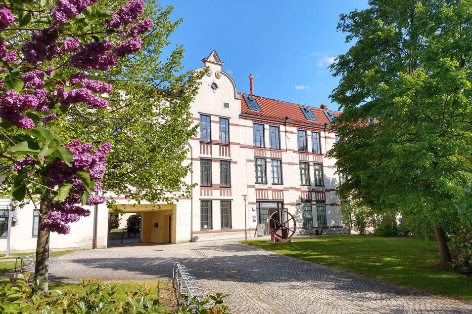 Museum der Bandweberei in Großröhrsdorf