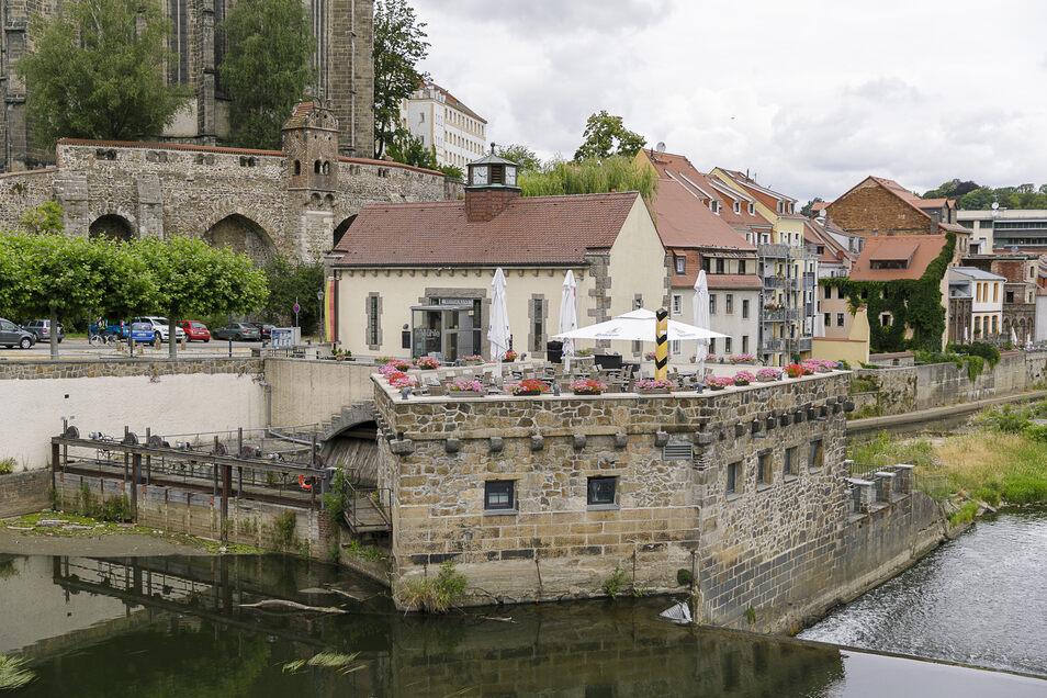Die Vierradenmühle in Görlitz ist die östlichste Gaststätte Deutschlands.