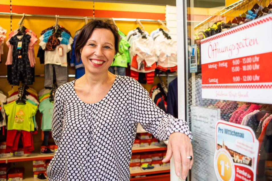Eine App könnte auch außerhalb der Öffnungszeit die Kunden zum Stöbern einladen. Birgit Bensch hat während der letzten Wochen schon individuelle Kundenwünsche bearbeitet.