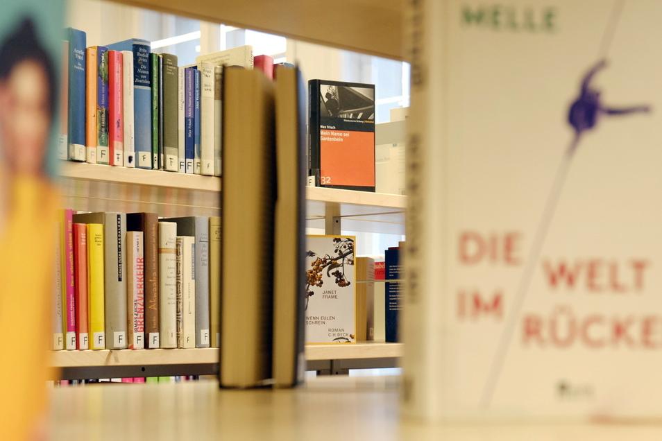 Ab Montag ist die Ausleihe von Medien auch in der Roßweiner Bibliothek wieder möglich.