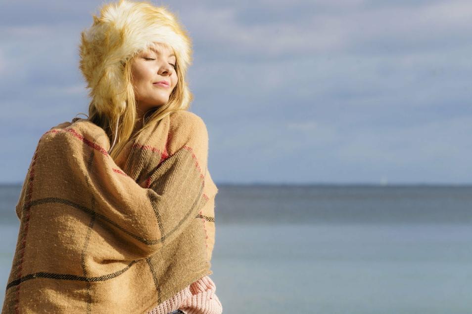 Sonnenlicht regt die Vitamin D-Produktion des Körpers an.