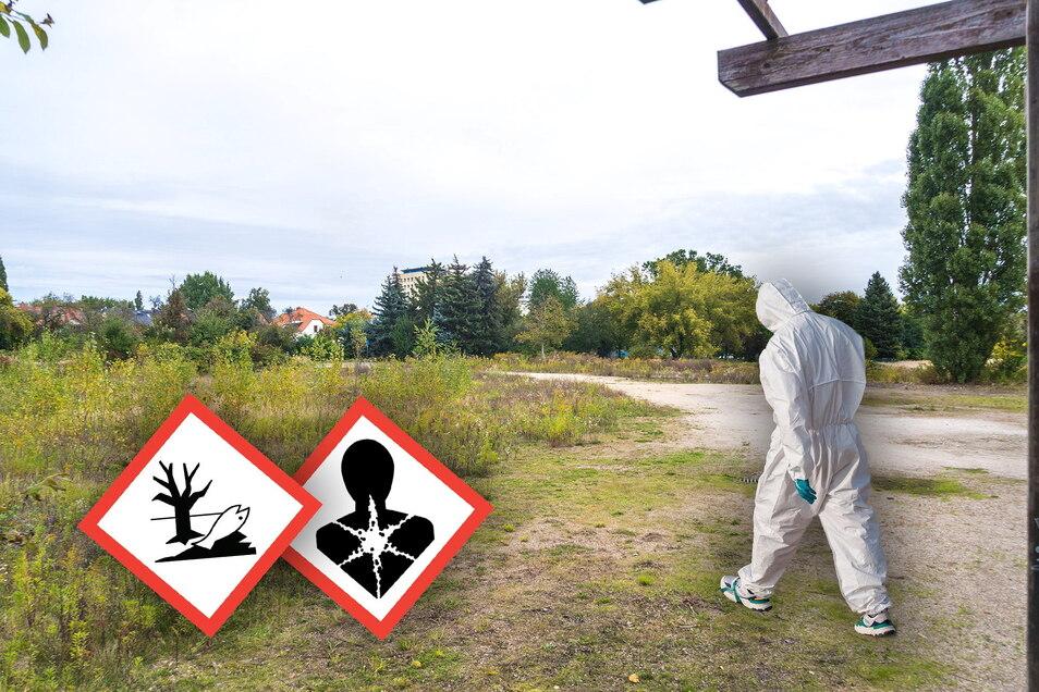 Umwelt- und gesundheitsgefährdend: Als das gelten viele Stoffe, die unter dem Begriff PAK zusammengefasst werden. Bei der geplanten Bodensanierung an der Greizer Straße in Weida dürften Spezialisten in Schutzkleidung auftauchen, um sie abzuholen.