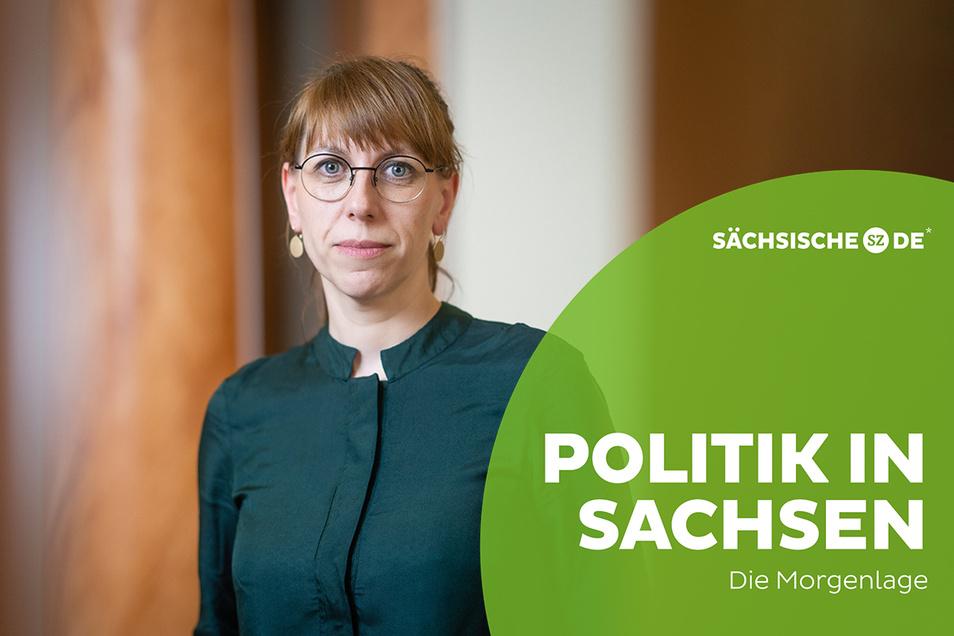 Sachsens Justizministerin Katja Meier (Grüne) will für mehr Transparenz in Ministerien sorgen.