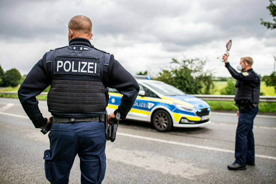 Die Bundespolizei Ludwigsdorf (Symbolfoto) hat seit Anfang August verstärkt mit illegal Eingereisten zu tun, vor allem aus dem Irak.