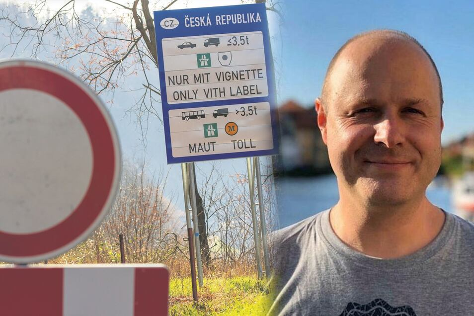 Geschlossene Grenzen – das war in Europa kaum mehr vorstellbar. Doch jetzt ist es, wie hier an der sächsisch-tschechischen Grenze, Realität. Lukáš Novotný ist Politologe, befasst sich mit Politik deutschsprachiger Länder und europäischer Integration.