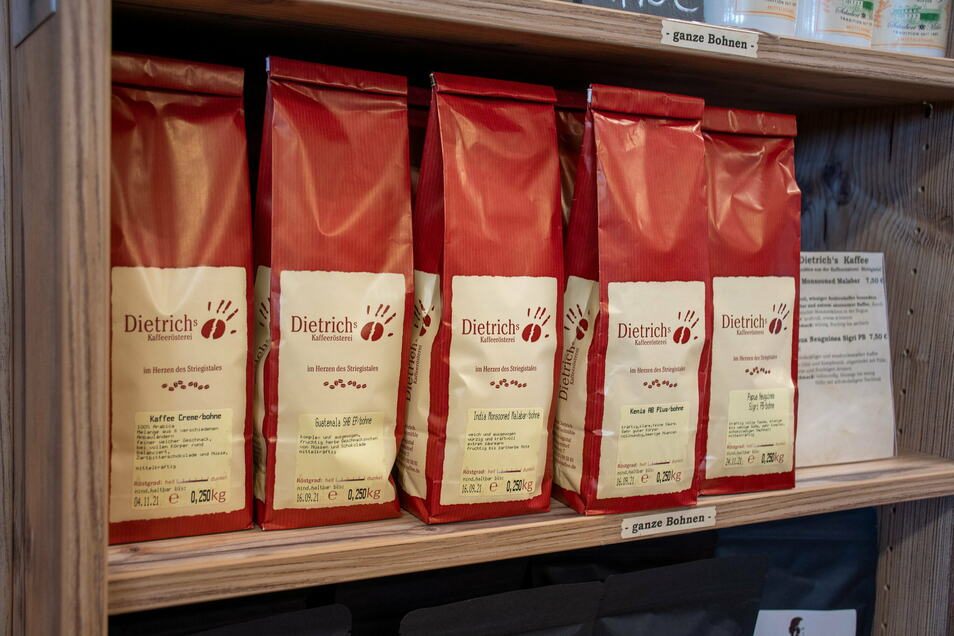Aus der Schubertmühle in Pappendorf kommen Kaffee und scharfe Sachen wie Senf. Weil die Manufakturen nur begrenzt Kapazitäten haben, könnte es mit manchen Produkten jetzt knapp werden. Die Senfmühle zum Beispiel wird 2020 nicht noch einmal angeworfen.