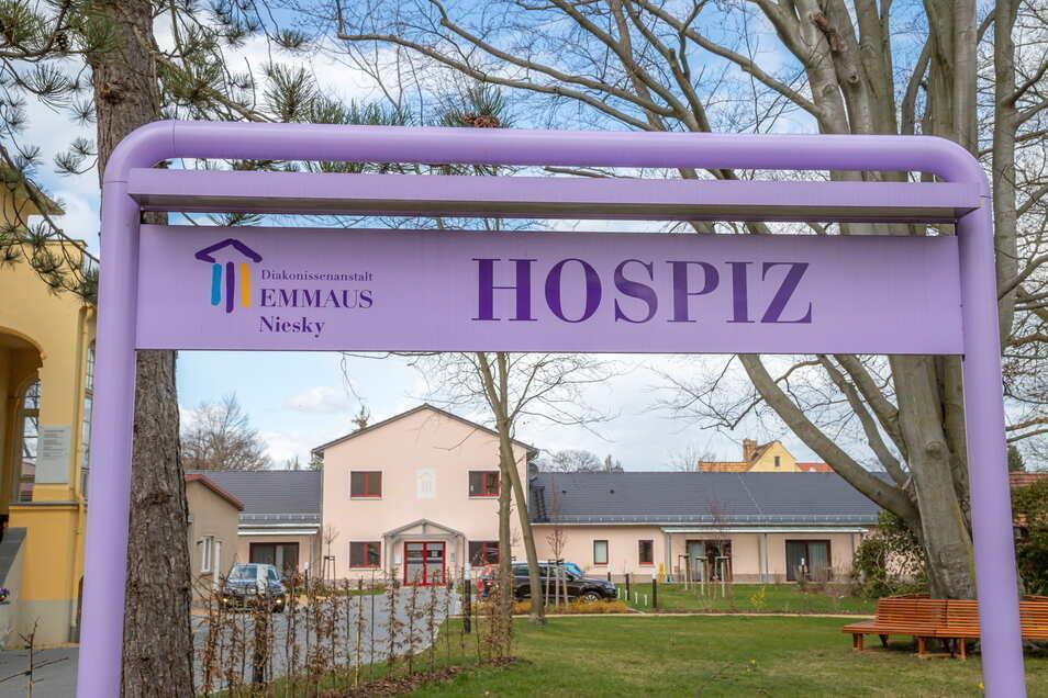 Das Hospiz in Niesky
