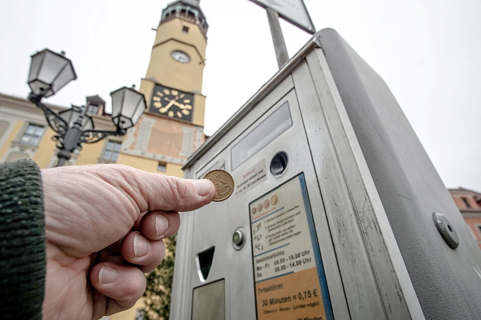 Höhere Parkgebühren: ein Ärgernis für Autofahrer, aber womöglich eine der Stellschrauben der Stadtverwaltung, um das Loch im Bautzener Haushalt zu stopfen.