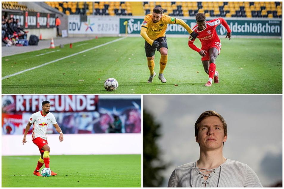 Dynamo darf gegen Halle spielen, RB-Profi Benjamin Henrichs entweder zur EM oder zu Olympia und auch Wasserspringer Martin Wolfram will nach Tokio - der Sportdonnerstag aus sächsischer Sicht.