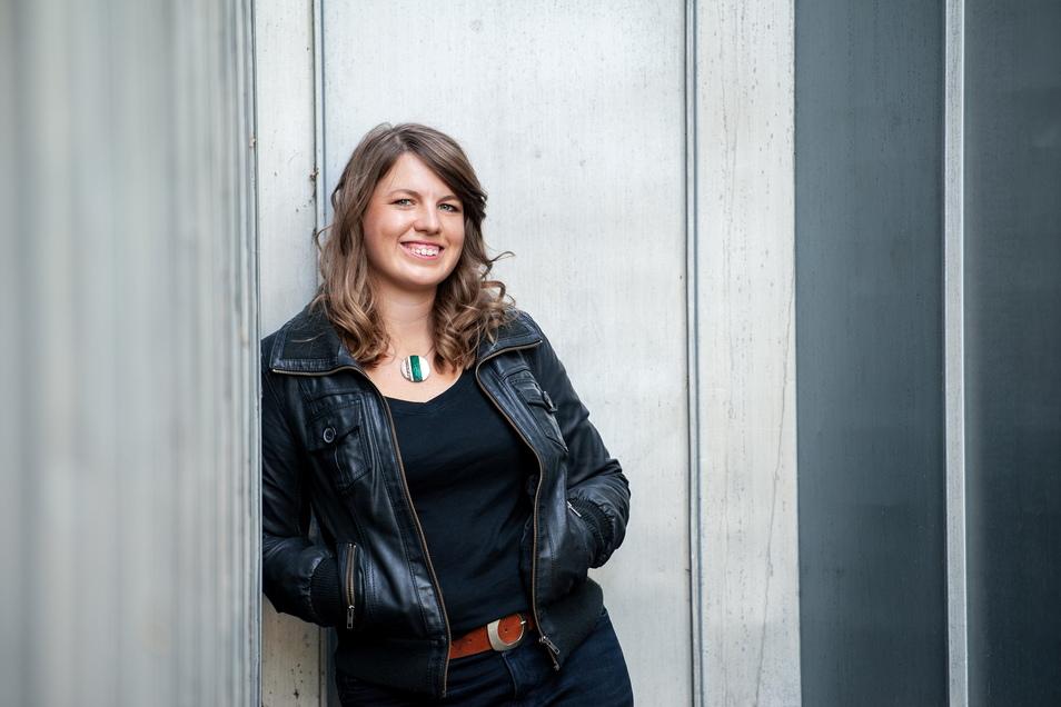 """Franca Parianen, Autorin des Buchs """"Teilen und Haben"""" Foto: TH & AI"""