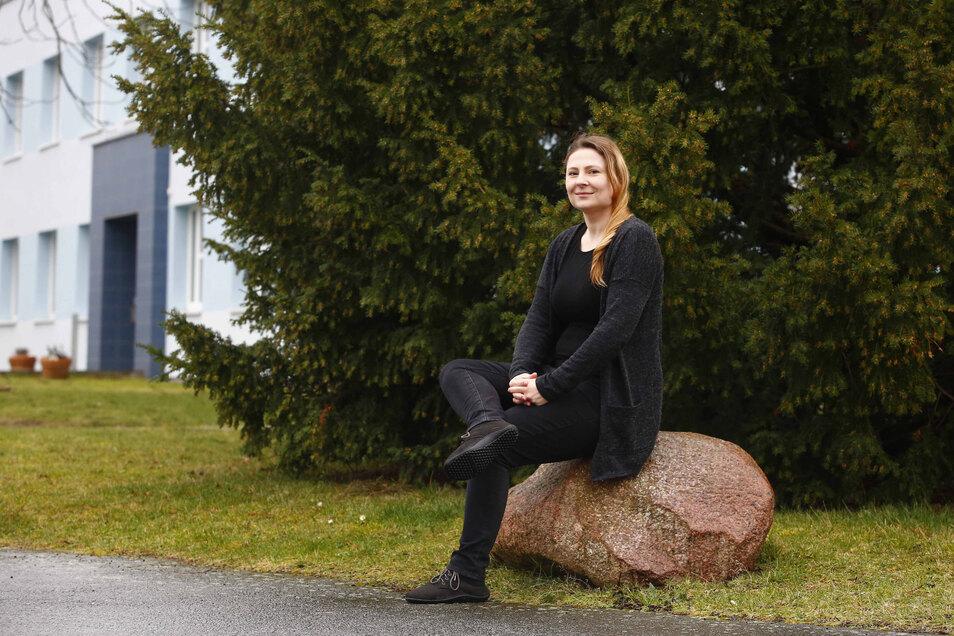 Dr. Sandra Hübner-Richter ist seit Jahresende Projektleiterin für politische, ökonomische und ökologische Bildung an der Volkshochschule. Spannende Projekte mit Außenwirkung warten.